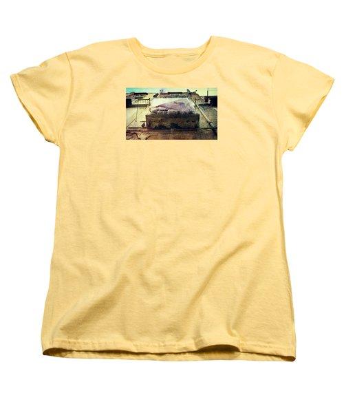 Bedclothes Women's T-Shirt (Standard Cut) by Vittorio Chiampan