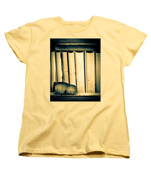 Being John Malkovich Women's T-Shirt (Standard Cut) by Bob Orsillo