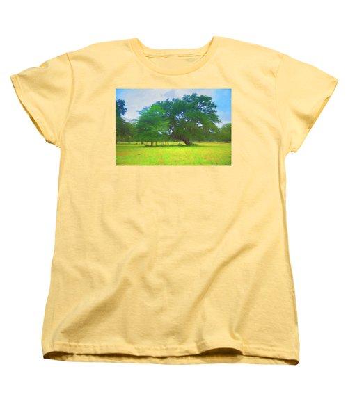 Bent, But Not Broken Women's T-Shirt (Standard Cut)
