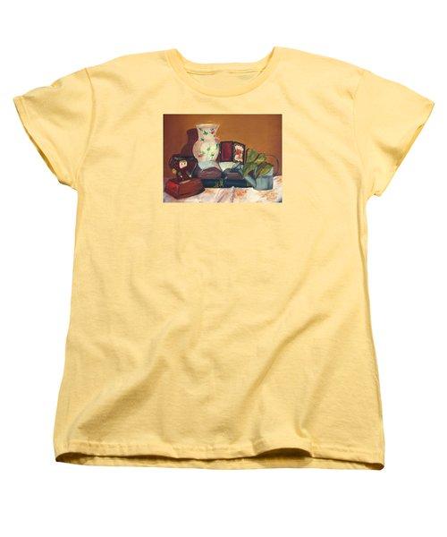 Bible Stories Women's T-Shirt (Standard Cut) by Jane Autry