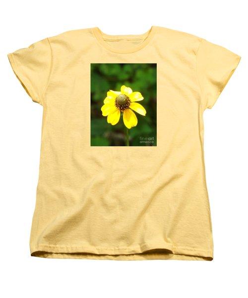 Black-eyed Beauty Women's T-Shirt (Standard Cut) by Audrey Van Tassell