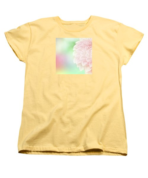 Women's T-Shirt (Standard Cut) featuring the photograph Bloom by Robin Dickinson