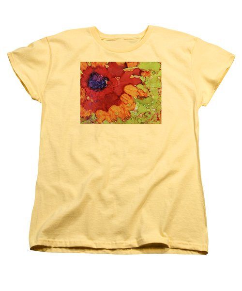 Blooming Cactus Women's T-Shirt (Standard Cut)