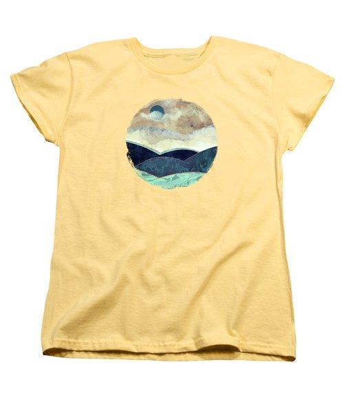 Blue Moon Women's T-Shirt (Standard Fit)