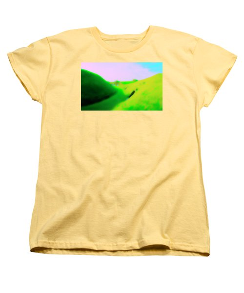Bombproofs At Dover Women's T-Shirt (Standard Cut)