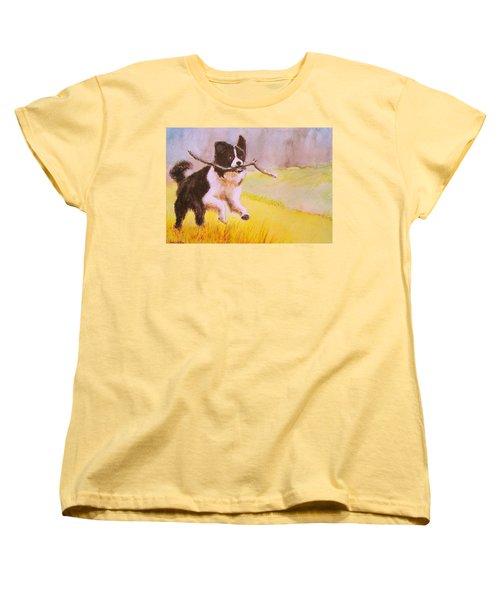 Bring Me The Stick Women's T-Shirt (Standard Cut)