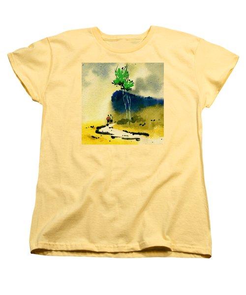 Buddies Women's T-Shirt (Standard Cut)