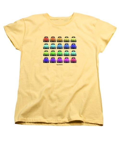 Bug Infestation. Women's T-Shirt (Standard Cut) by Mark Rogan