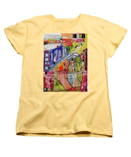 Celestial Windows Women's T-Shirt (Standard Cut)