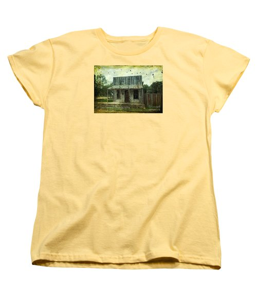 Women's T-Shirt (Standard Cut) featuring the photograph Central London - No.1127 by Joe Finney