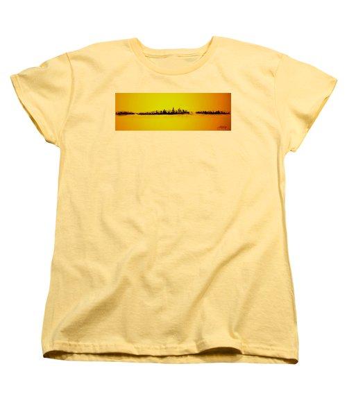 City Of Gold Women's T-Shirt (Standard Cut)