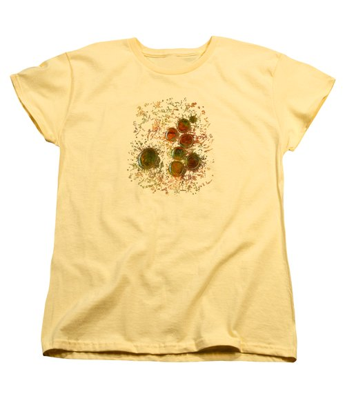 Colors Of Nature 10 Women's T-Shirt (Standard Cut) by Sami Tiainen