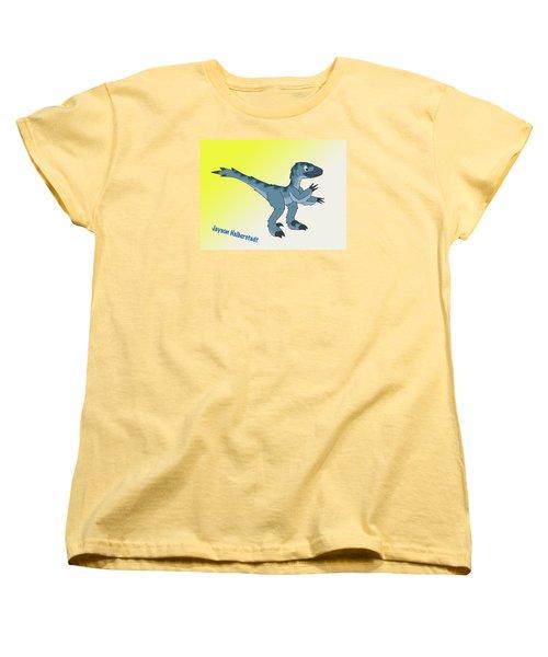 Cory The Raptor Women's T-Shirt (Standard Cut)