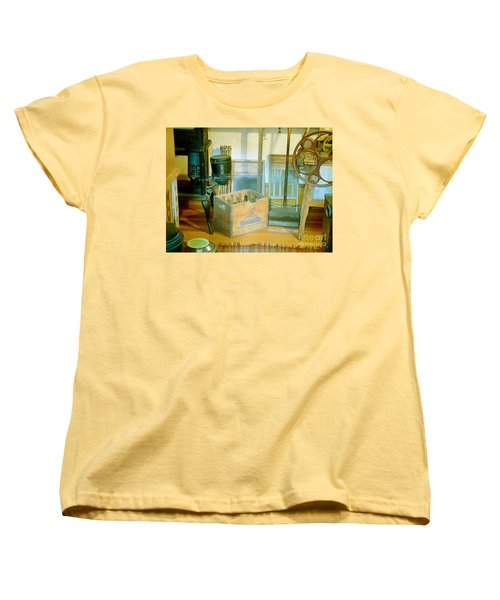 Country Kitchen Sunshine II Women's T-Shirt (Standard Cut) by RC deWinter