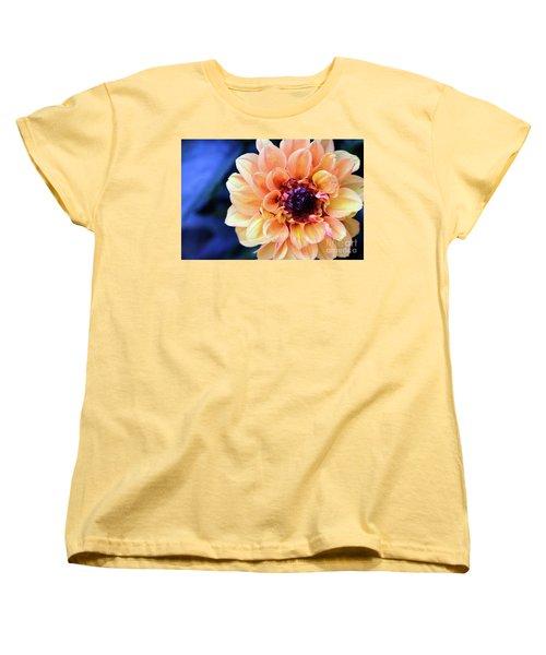 Dahlia Beauty Women's T-Shirt (Standard Cut) by Debby Pueschel