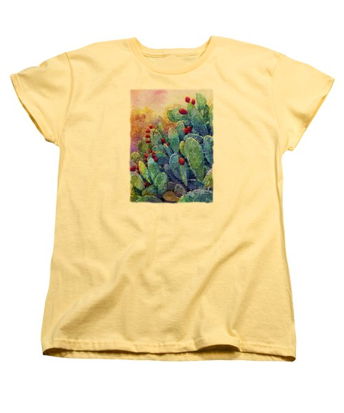 Desert Gems 2 Women's T-Shirt (Standard Cut) by Hailey E Herrera