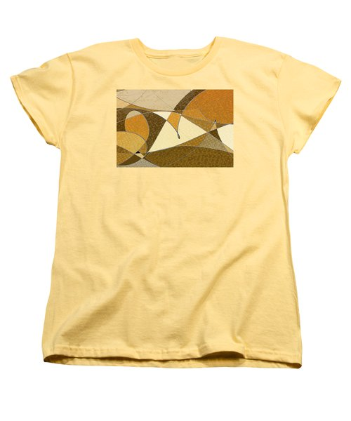 Diffusion Women's T-Shirt (Standard Cut) by Don Gradner