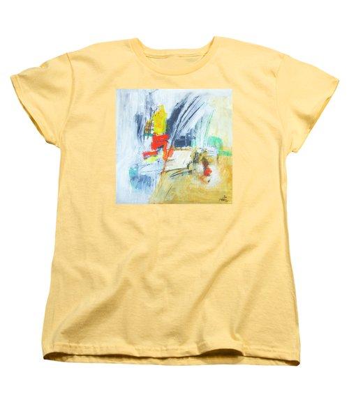 Discovery Three Women's T-Shirt (Standard Cut)