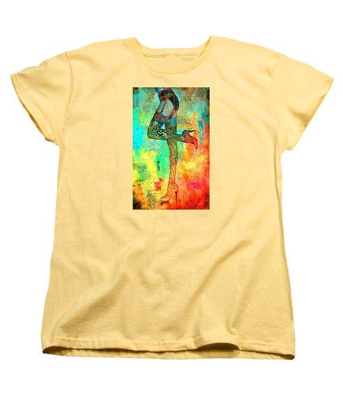 Down Hoser Women's T-Shirt (Standard Cut)