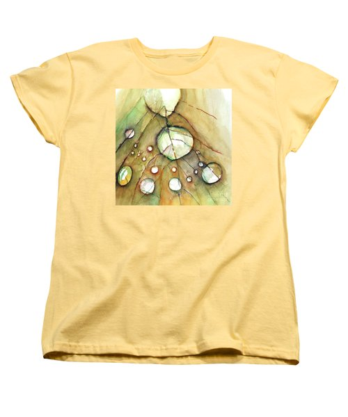 Dropping In Women's T-Shirt (Standard Cut) by Allison Ashton