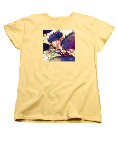 Drum Roll Women's T-Shirt (Standard Cut) by LemonArt Photography