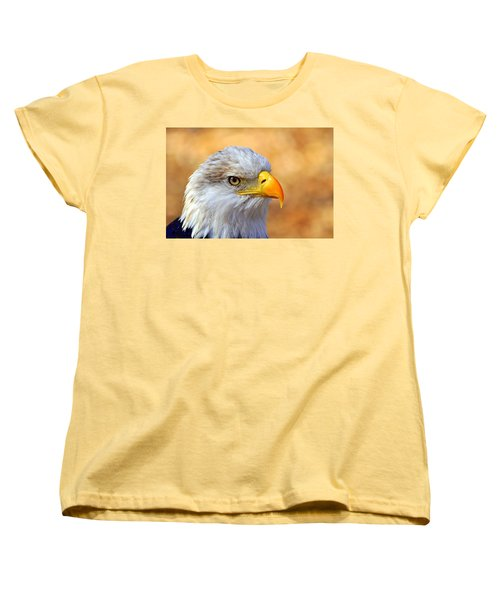 Women's T-Shirt (Standard Cut) featuring the photograph Eagle 7 by Marty Koch
