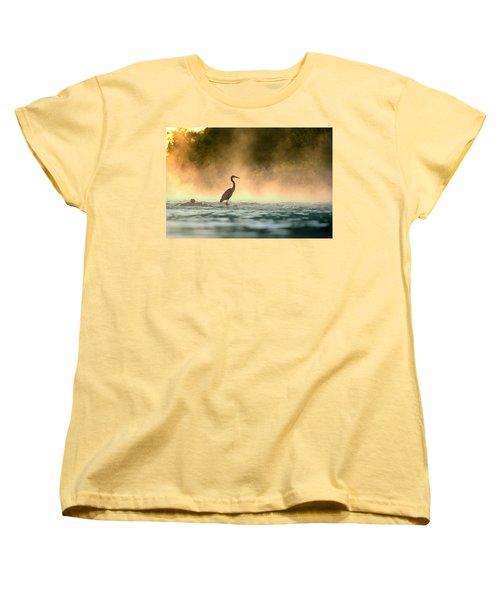 Early Bird Women's T-Shirt (Standard Cut) by Rob Blair