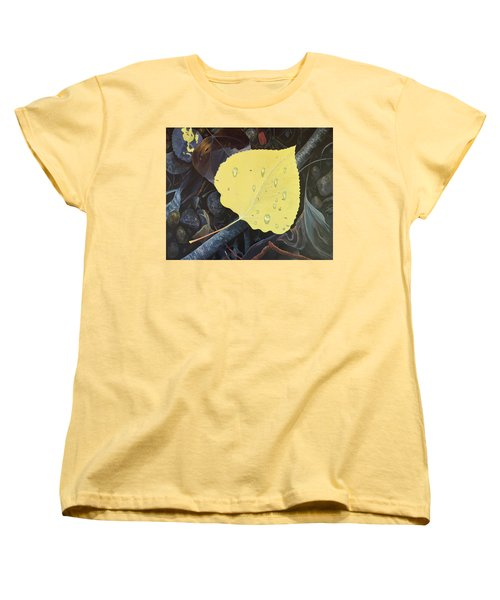 Early Morning Dew Women's T-Shirt (Standard Cut)