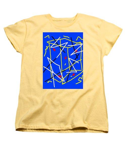 Electric Midnight Women's T-Shirt (Standard Cut)