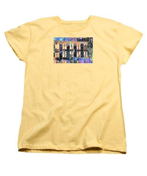 Empty Windows Women's T-Shirt (Standard Cut)