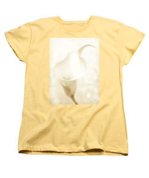 Enchanting Women's T-Shirt (Standard Cut) by Gabriella Weninger - David