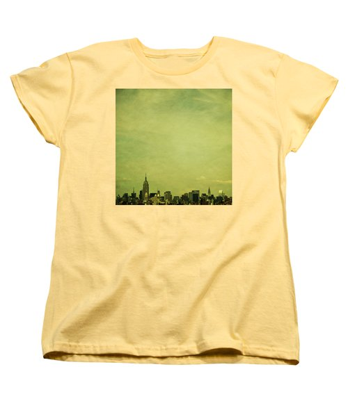 Escaping Urbania Women's T-Shirt (Standard Cut) by Andrew Paranavitana