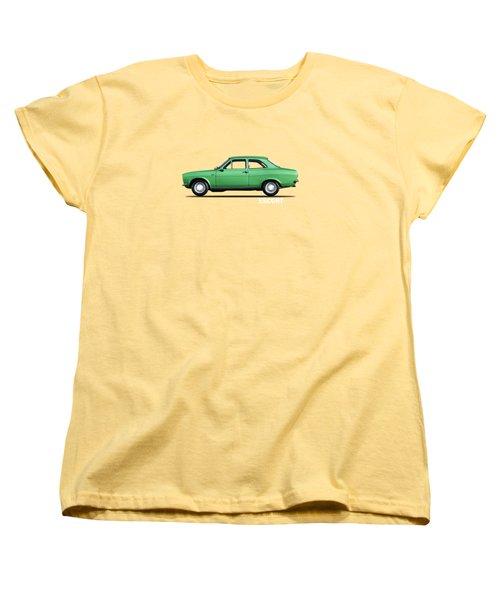 Escort Mark 1 1968 Women's T-Shirt (Standard Cut) by Mark Rogan