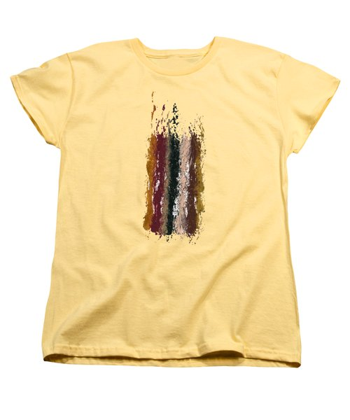 Exclamations 1 Women's T-Shirt (Standard Cut) by Lori Kingston