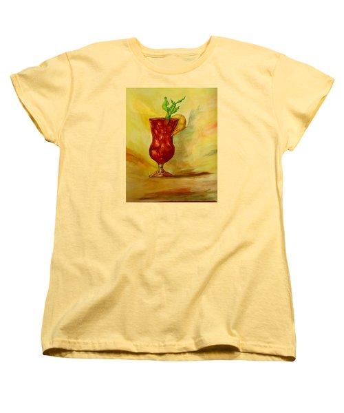 Eye Opener Women's T-Shirt (Standard Cut) by Jacquie King
