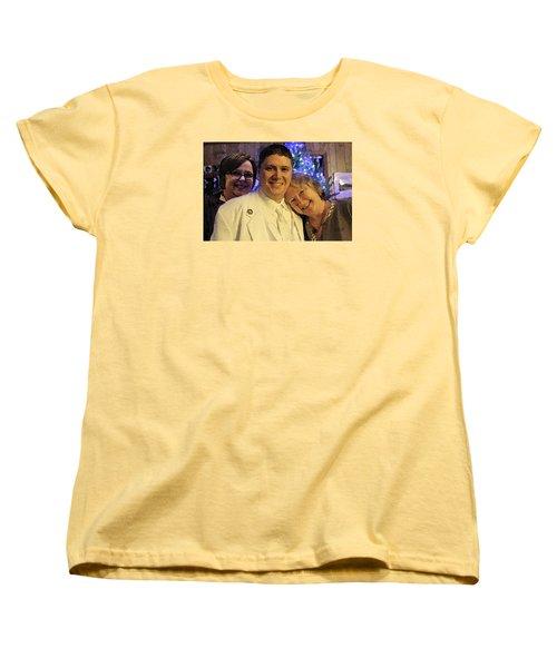 Family Women's T-Shirt (Standard Cut) by Walter Chamberlain