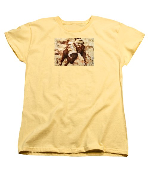 Fight Bull Women's T-Shirt (Standard Cut)