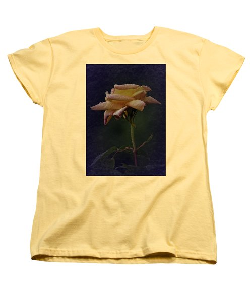 First Vintage Rose 2017 Women's T-Shirt (Standard Cut) by Richard Cummings