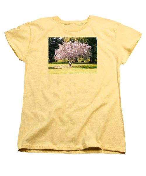 Flowering Tree Women's T-Shirt (Standard Cut)