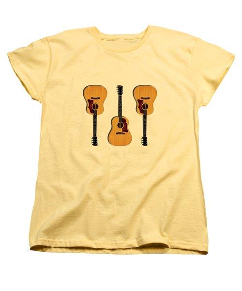 Gibson J-50 1967 Women's T-Shirt (Standard Cut)