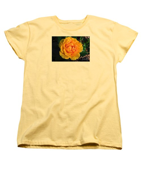 Golden Memories Women's T-Shirt (Standard Cut)