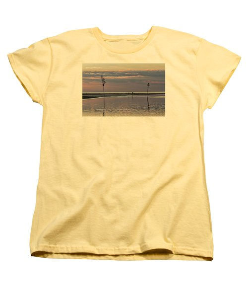 Great Moments Together Women's T-Shirt (Standard Cut) by Patrice Zinck