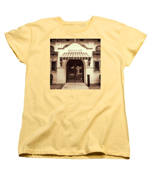 Women's T-Shirt (Standard Cut) featuring the photograph Hale by Stephen Stookey
