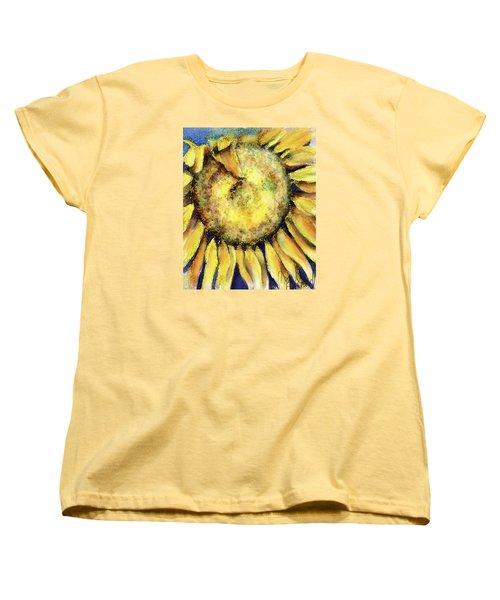 Happy Day Women's T-Shirt (Standard Cut) by Annette Berglund