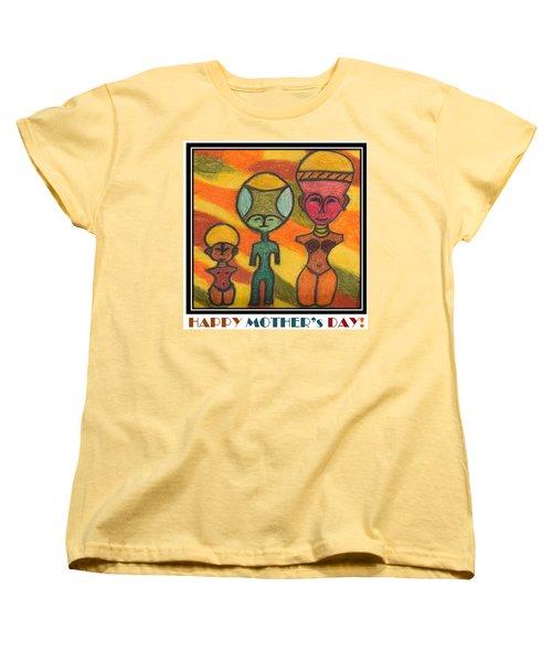 Happy Mother's Day 7 Women's T-Shirt (Standard Cut)