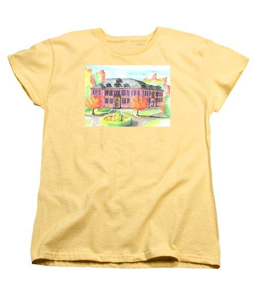 Hardie Building Beverly Women's T-Shirt (Standard Cut)