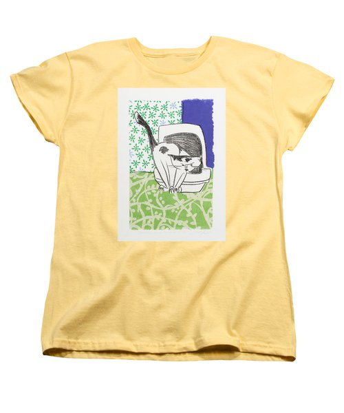 Have You Even Seen The Litter Women's T-Shirt (Standard Cut) by Leela Payne