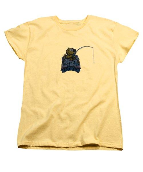 Women's T-Shirt (Standard Cut) featuring the photograph Heathcliff by Tom Prendergast