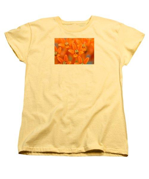 Here Women's T-Shirt (Standard Cut) by Janet Rockburn