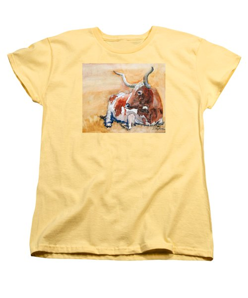 His Majesty Women's T-Shirt (Standard Cut) by Ron Stephens